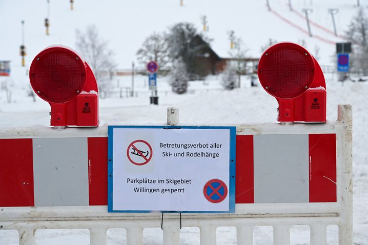Das Wetter in Willingen eignet sich für den Skisport, die Infektionszahlen nicht