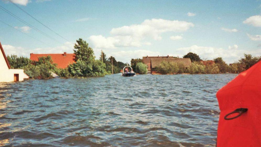 """Oderflut 1997: """"In der Küche schwamm der Kühlschrank"""""""