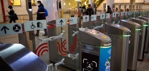 Moskau: In der Metro kann man jetzt per Gesichtserkennung bezahlen