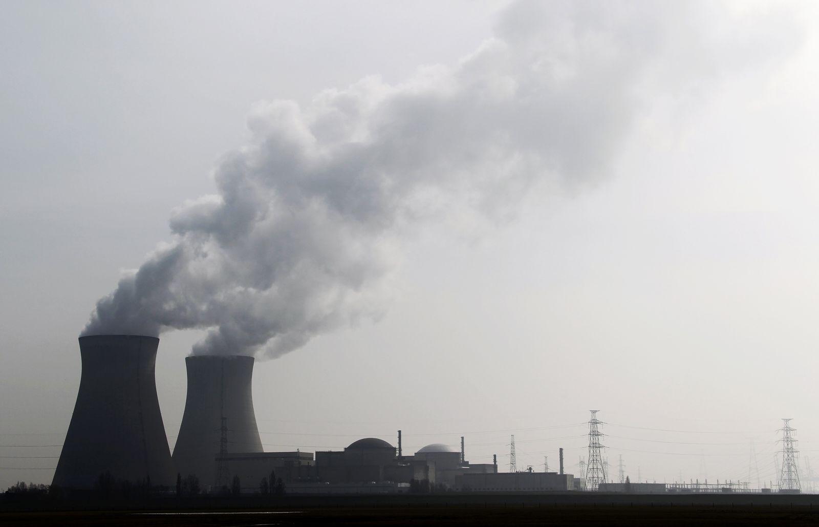 BELGIUM/ Doel/ Atomkraftwerk
