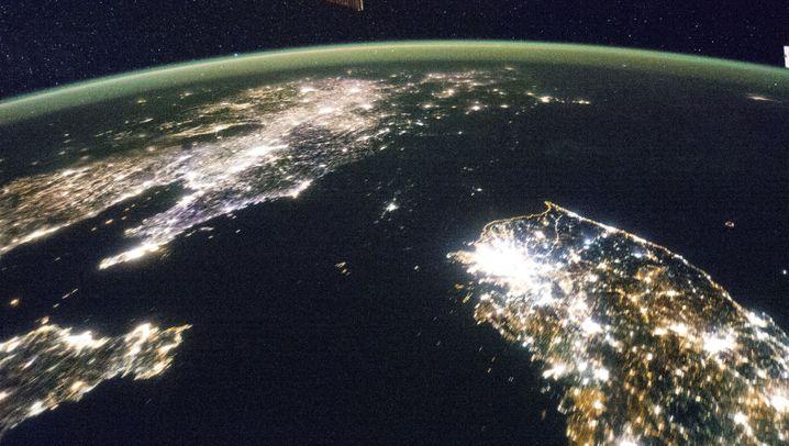 Lichtverschmutzung: Strahlende Schönheit