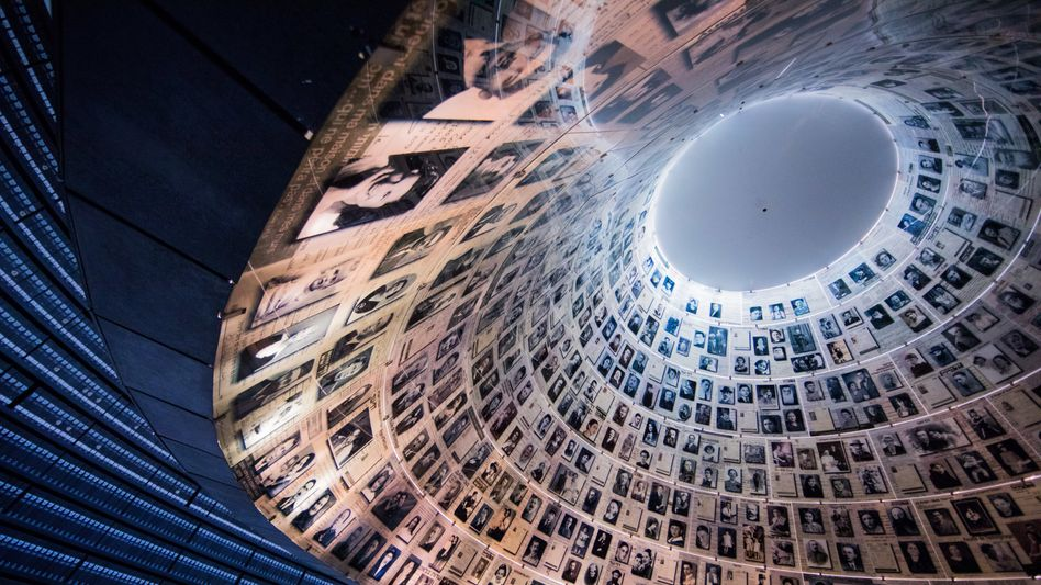 Die Gedenkstätte Yad Vashem in Jerusalem