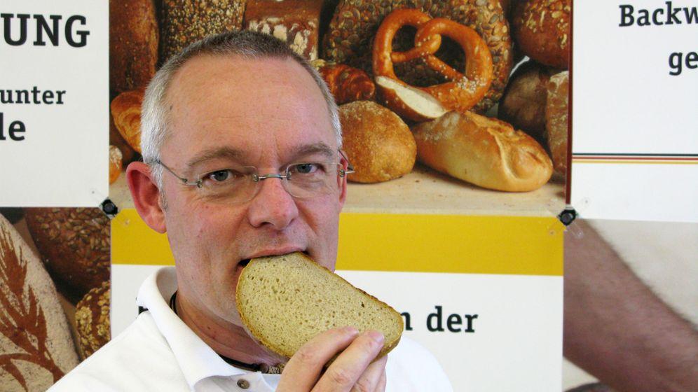 Test bei Bäckerinnungen: Qualitätskontrolle für Brote