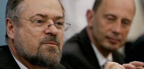 Klaus F. Zimmermann, Präsident des Deutschen Instituts für Wirtschaftsforschung (DIW)