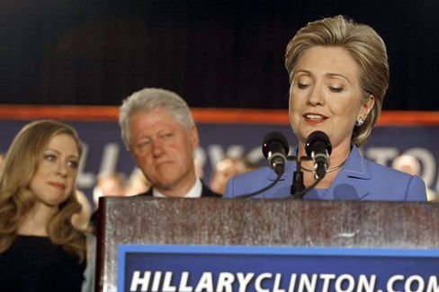 "The Clinton Family: ""Never Waver in the Face of Adversity"""