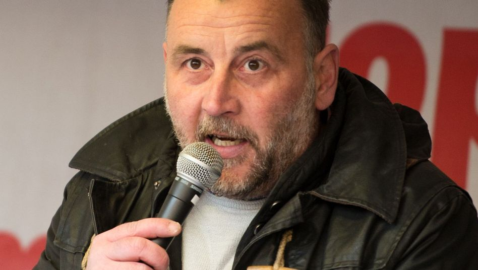 Pegida-Mitbegründer Lutz Bachmann