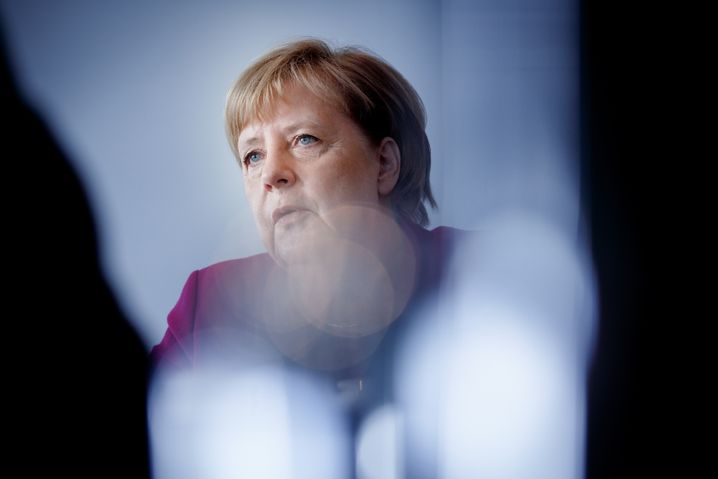 """""""One must expect to encounter headwinds and indignant counterarguments,"""" Merkel says."""