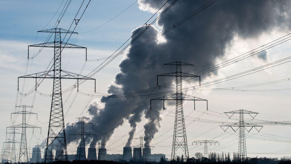 Braunkohlekraftwerk in Brandenburg: Fragwürdige Klimaversprechen