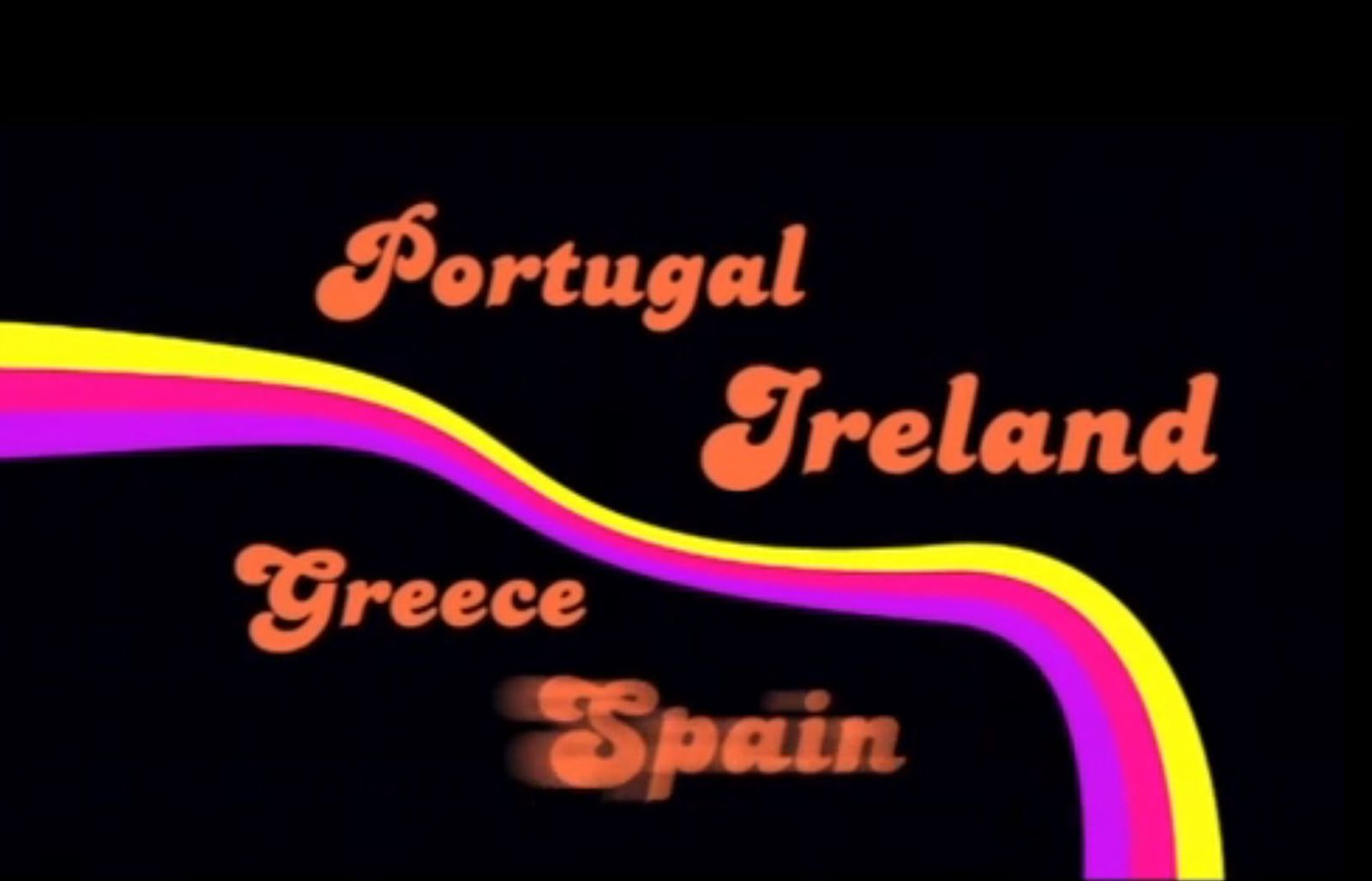 EINMALIGE VERWENDUNG Screenshot/ Euro Crisis Song