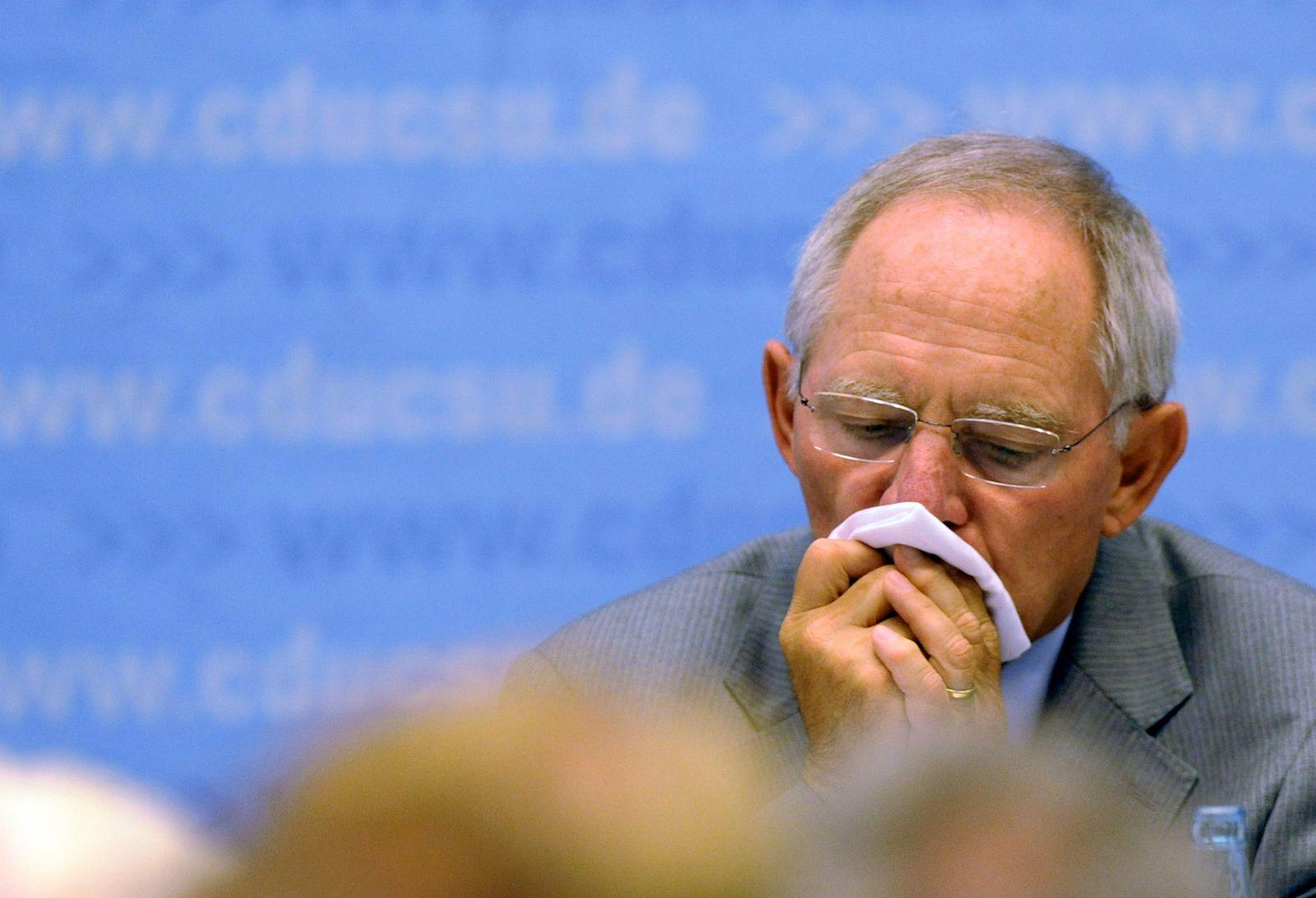 Kongress der CDU/CSU-Fraktion zur Finanzmarktregulierung