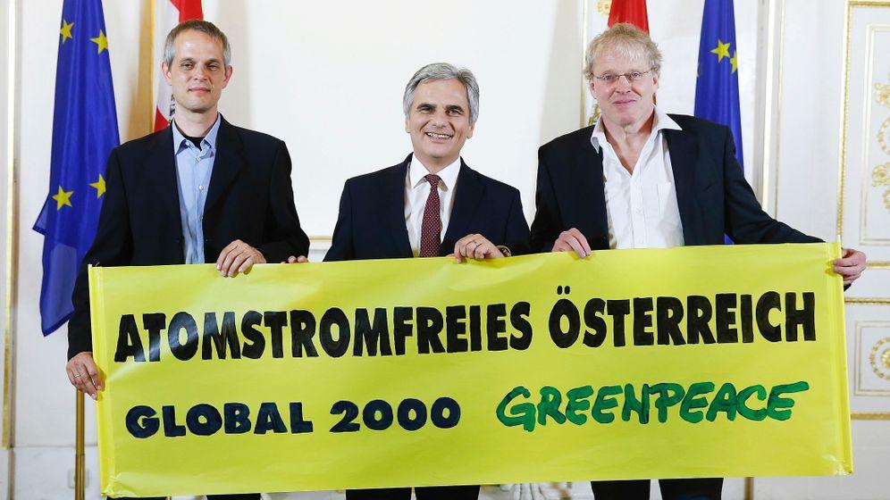Energiewende: Österreichs totaler Atomausstieg