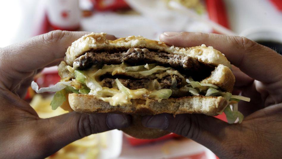 Fast Food: Übermäßiger Konsum wirkt im Tierversuch wie Rauschgift