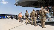Letzte deutsche Soldaten haben mit Bundeswehrmaschine Afghanistan verlassen
