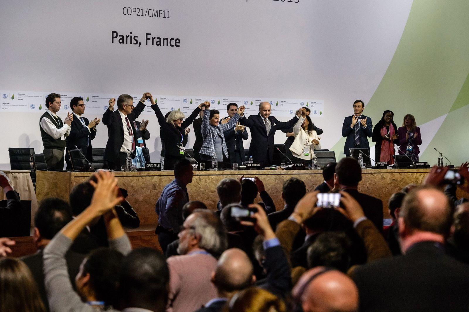 Climate Change Conference/ Paris 2015