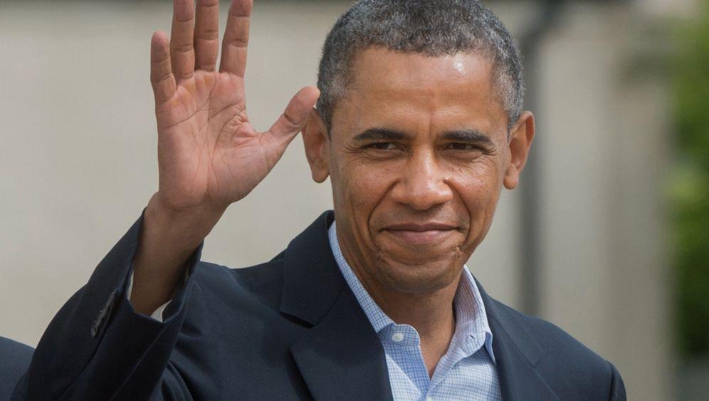 US-Präsident in Deutschland: Berlin rüstet sich für die Obama-Show