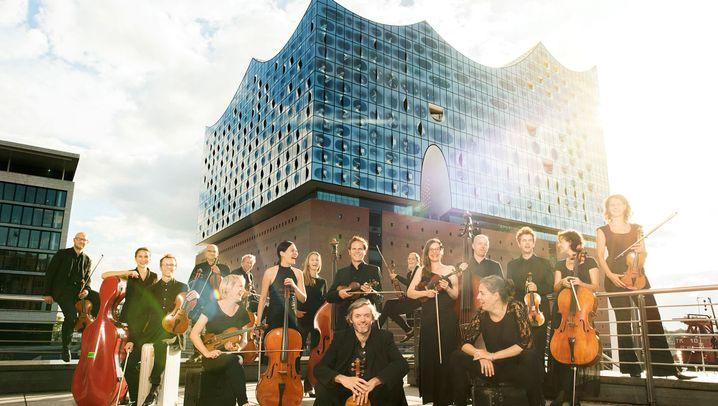 Festtagsmusik: Frohlocken mit dem Ensemble Resonanz