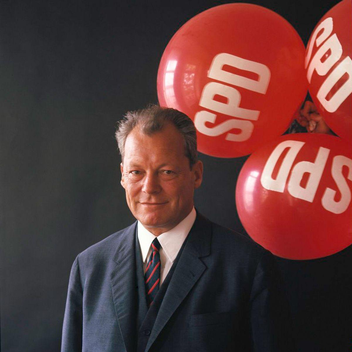 Bundeskanzler Brandt: Mehr Willy wagen - der Übervater der Sozialdemokraten