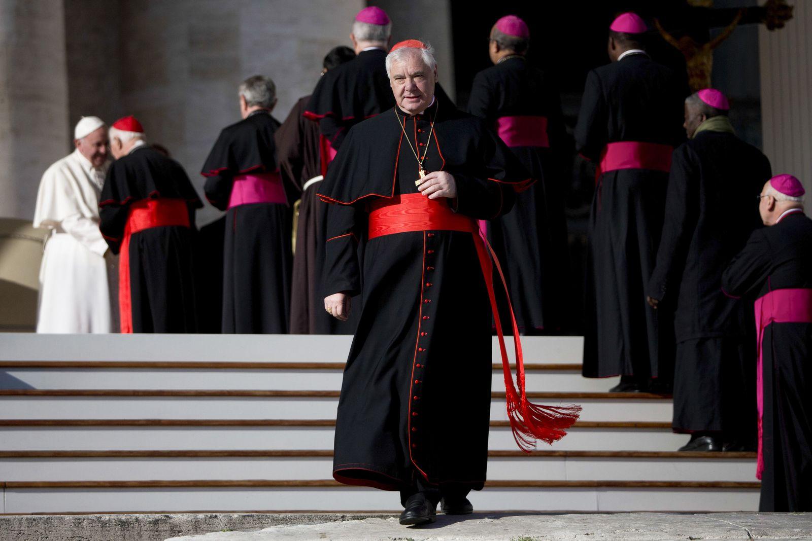 Kardinal Gerhard Ludwig Mueller/