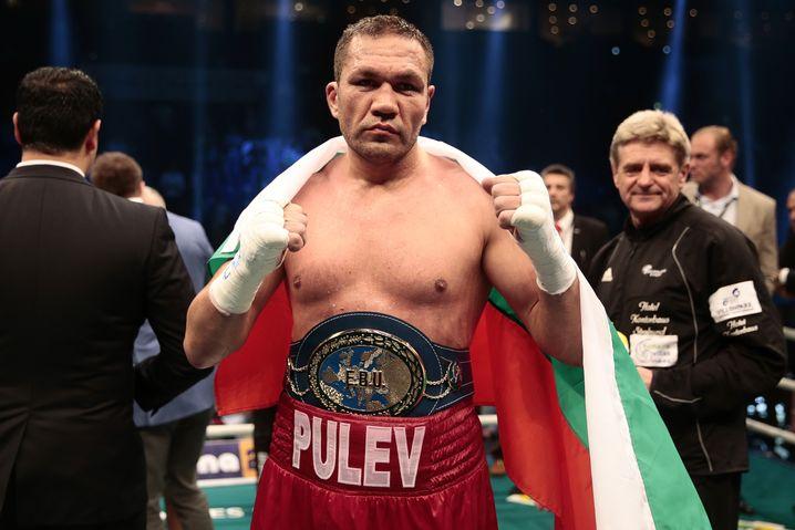 Kubrat Pulew: Der genehmere Gegner