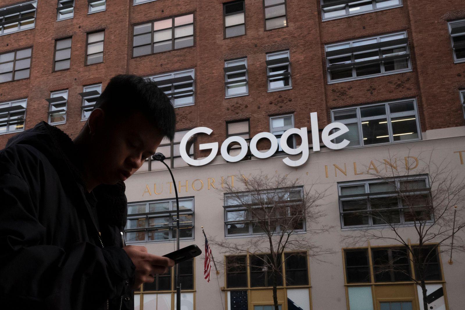 Google-New York