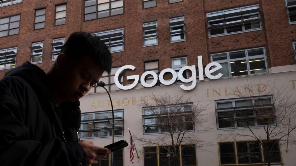 Google-Standort in New York: Als Herzstück eines neuen Gebäudekomplexes geplant
