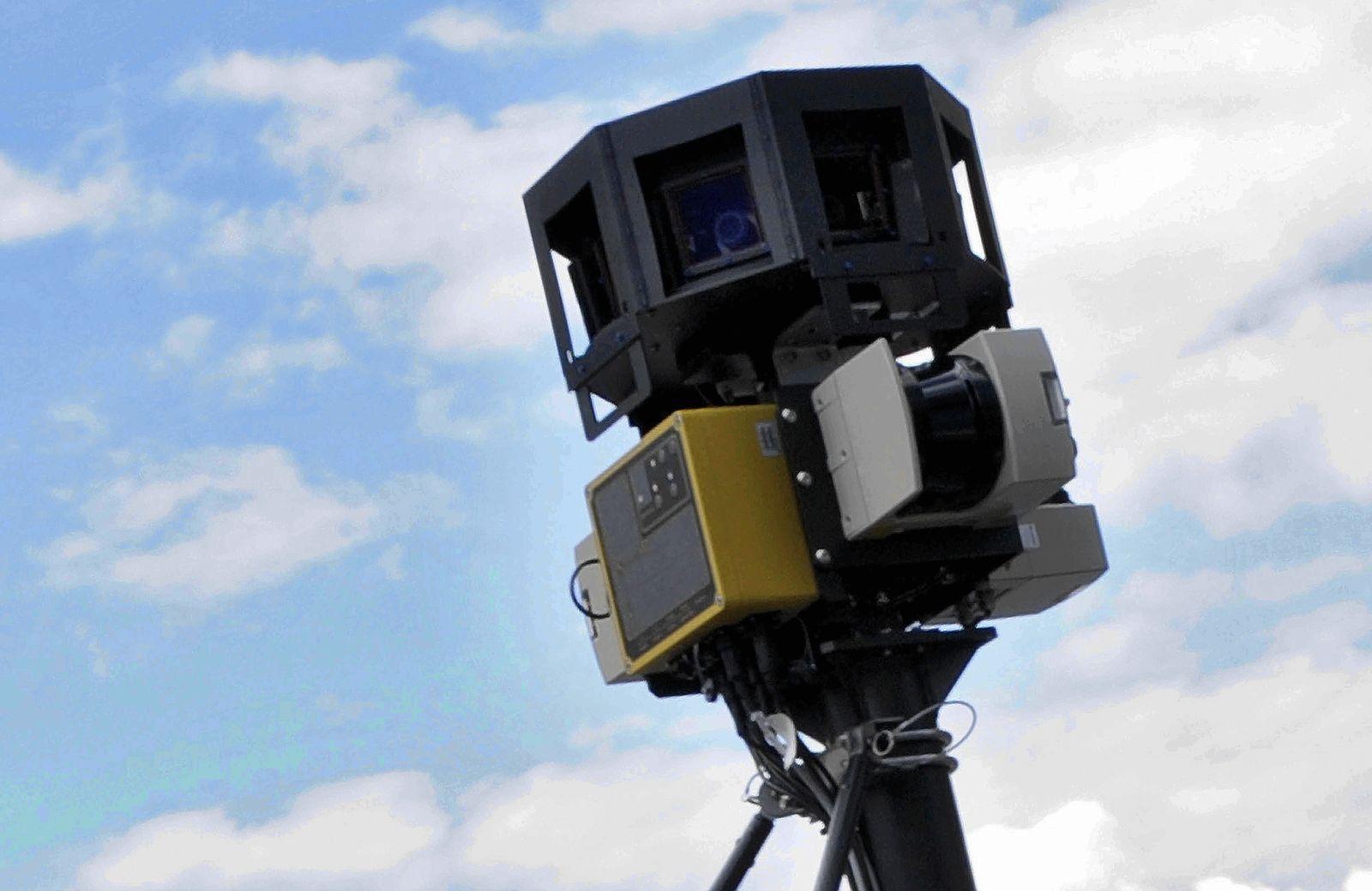 """NICHT VERWENDEN Schwarz-Gelb will Gesetz fuer Googles """"Street View"""" schaffen"""