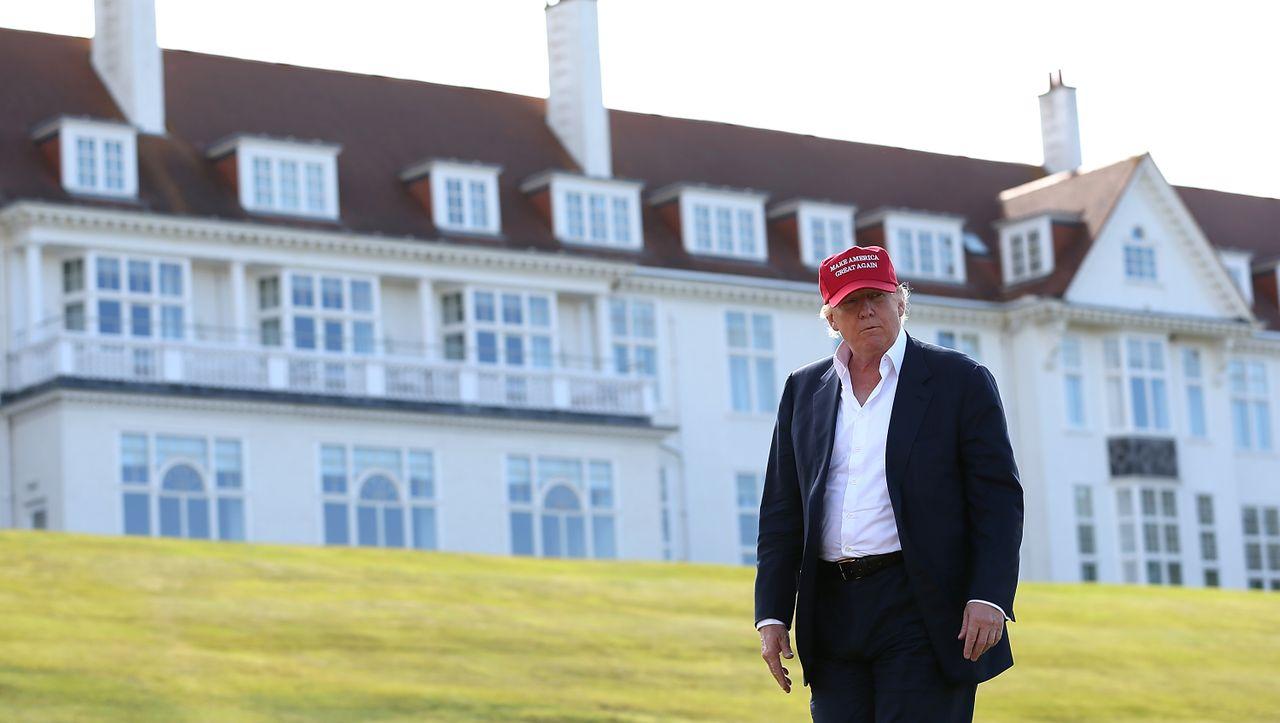Coronakrise: Donald Trump ruft die Deutsche Bank zu Hilfe - DER SPIEGEL - Wirtschaft