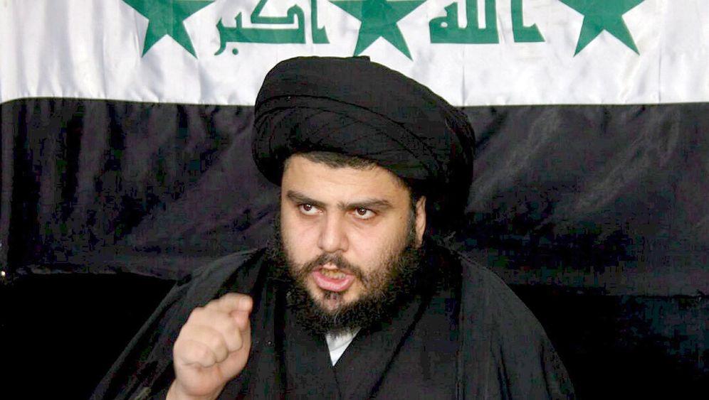 Machtkampf im Irak: Das politische Comeback des Milizenchefs Muktada al-Sadr