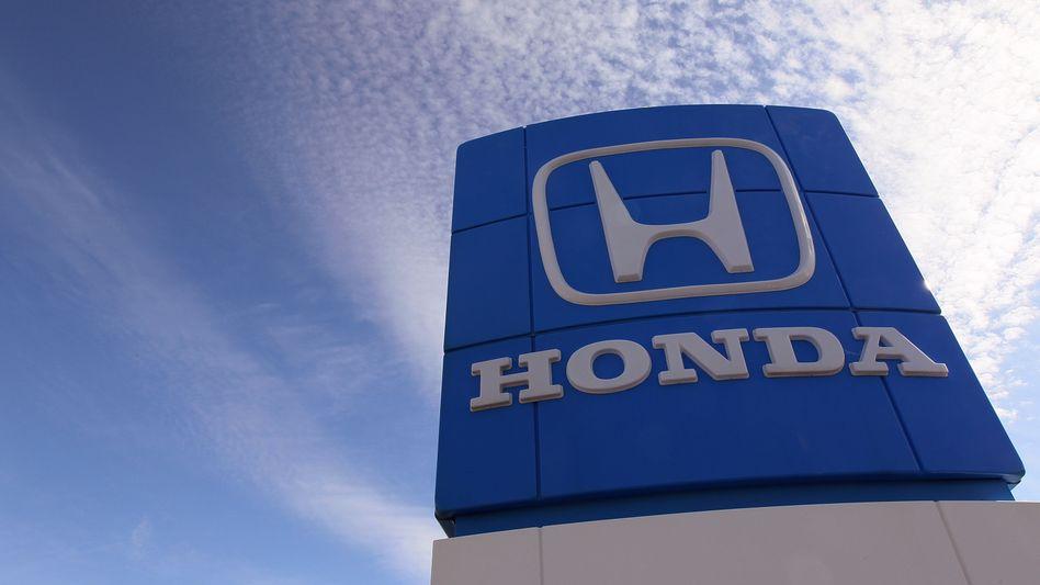 Honda-Logo in den USA