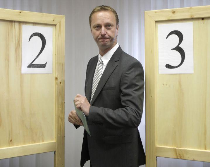 Johann Tschürtz (Archivbild aus 2010)