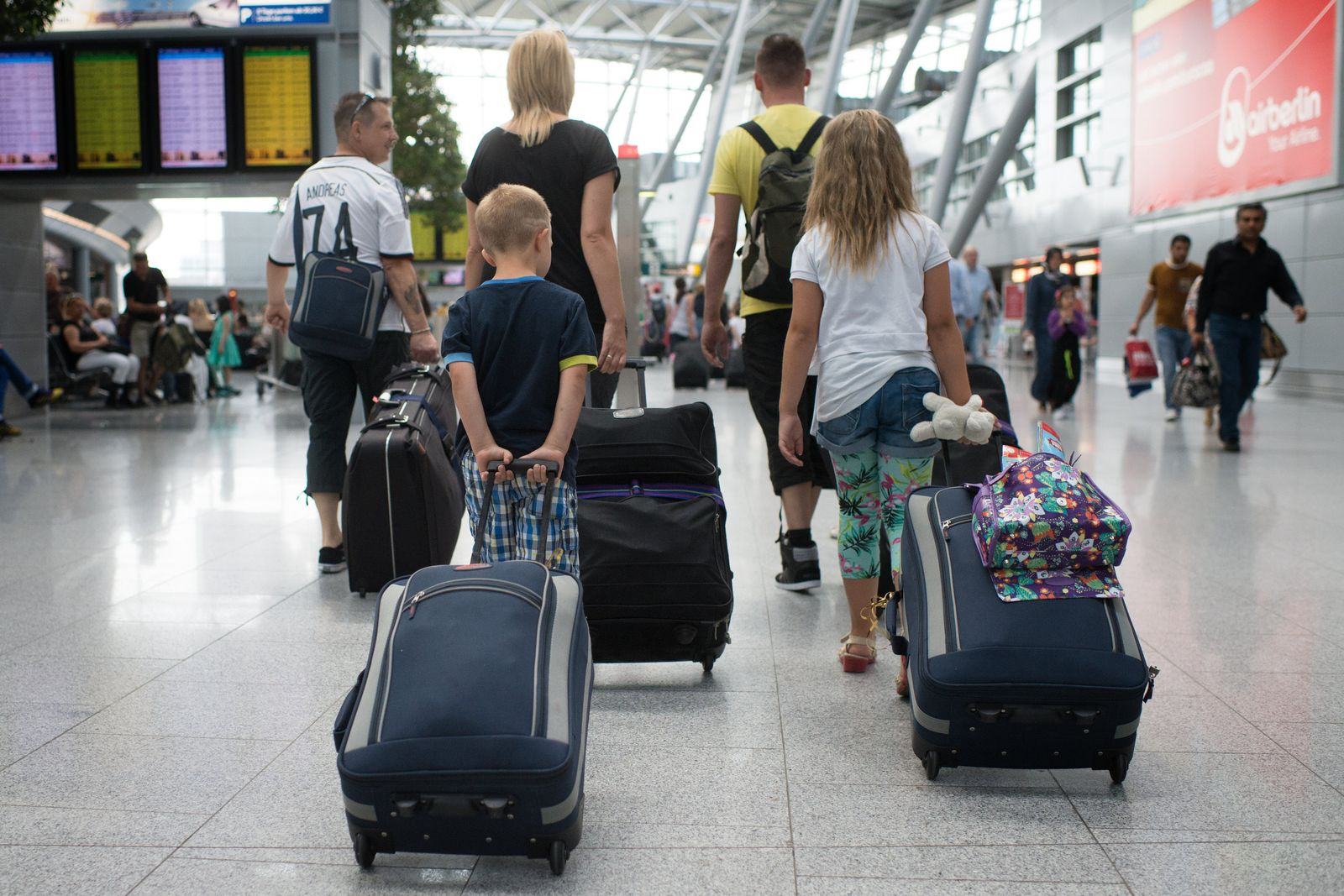 Ferienbeginn Nordrhein-Westfalen