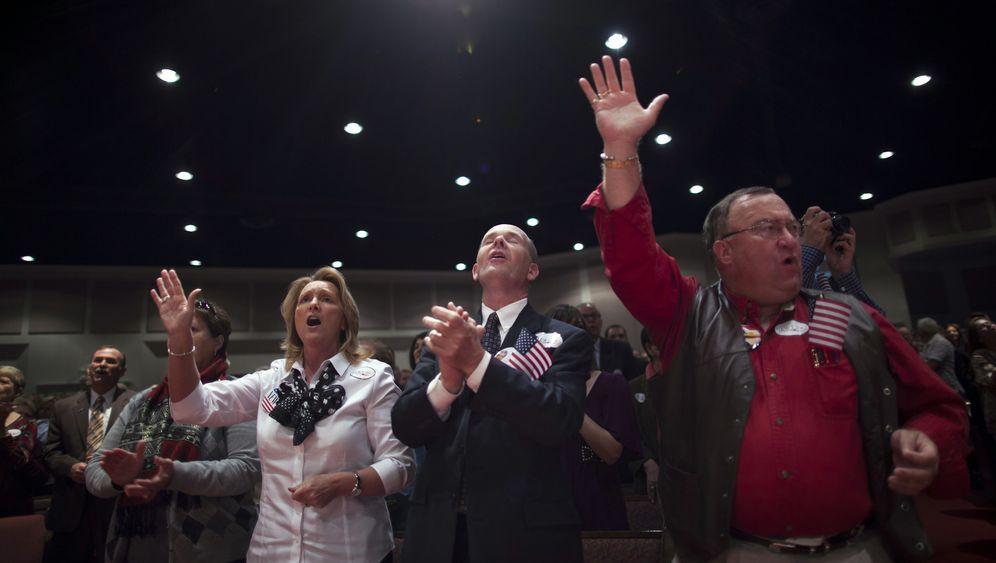 Palin, Bush und Co.: Die Weißen Ritter