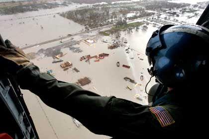 Oak Grove, Louisiana: Schadensbilanz nicht so schlimm wie erwartet