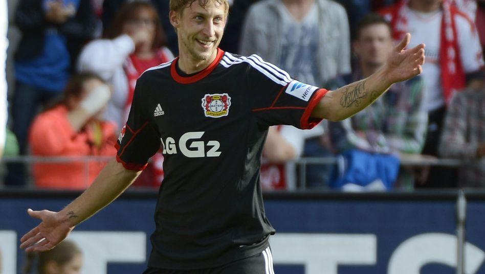 Torschützenkönig Kießling: Bisher sechsmal in der Nationalmannschaft