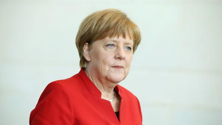 """Merkels Sommerpressekonferenzen: """"Manchmal wird ja gesagt, ich hab keine Meinung"""""""