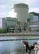 Japanisches Atomkraftwerk Mihama