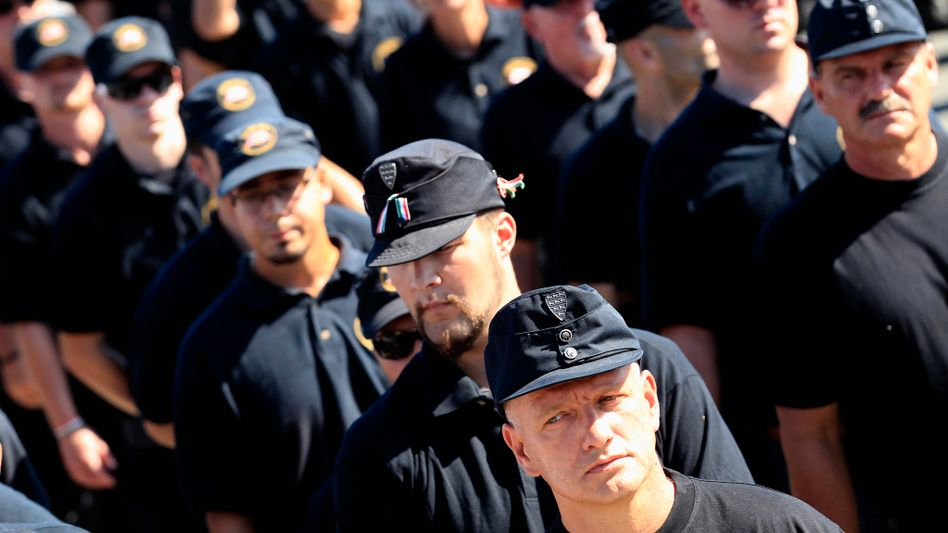 Rechtsextremisten in Ungarn: Eine wachsende Gefahr