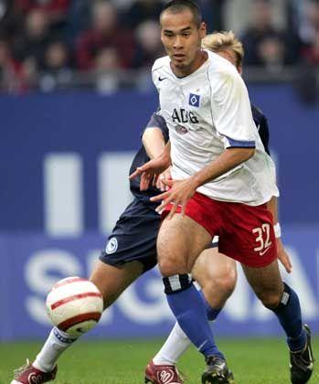 """Naohiro Takahara: """"Passt besser zum HSV als Romeo"""""""