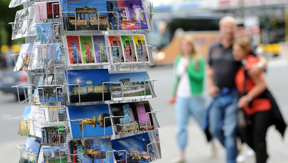 Postkarten Werden Immernoch Gern Verschickt Der Spiegel