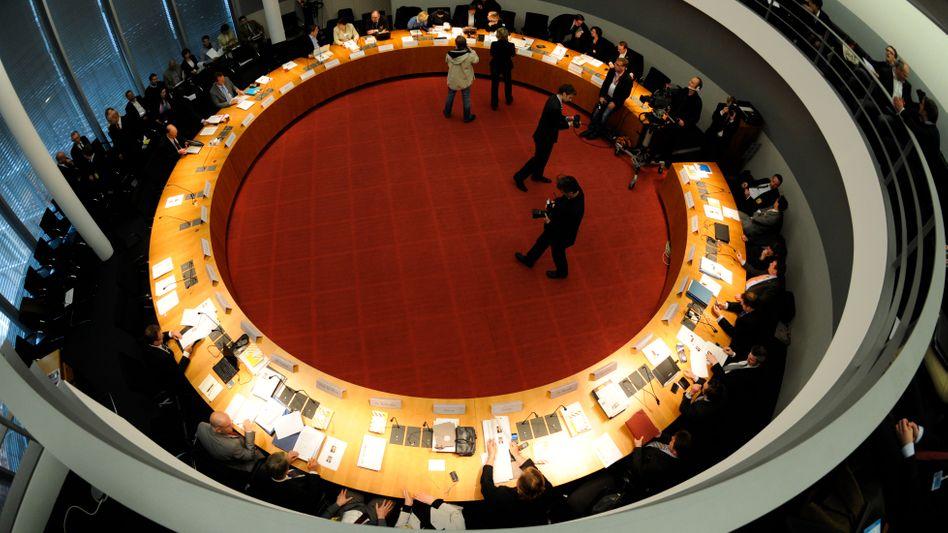"""Enquete-Kommission """"Internet und digitale Gesellschaft"""" (2010): Minister gefordert"""