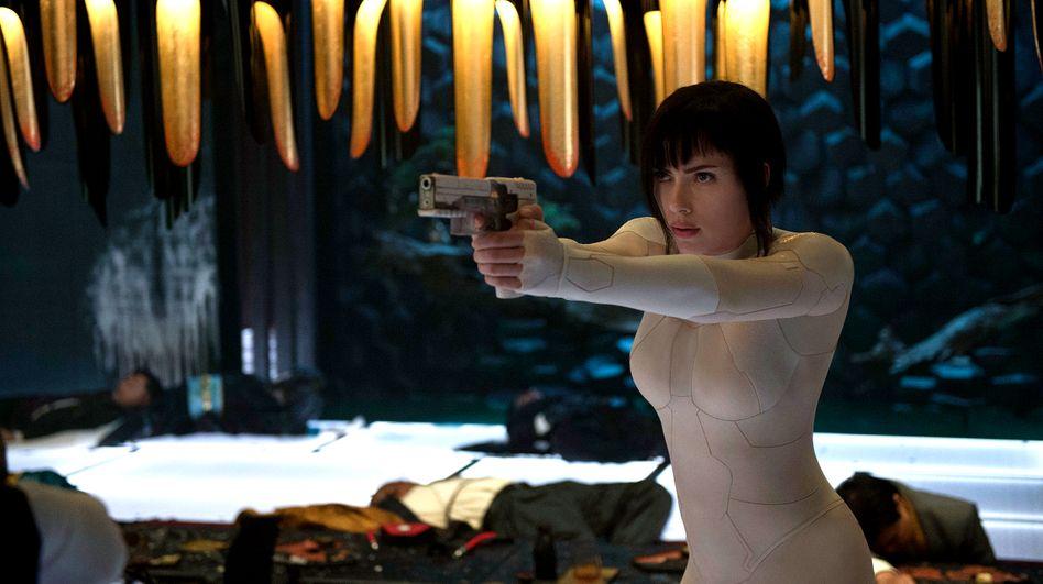"""Ghost in the Shell"" mit Scarlett Johansson: Hülle, Hülle, Hülle"