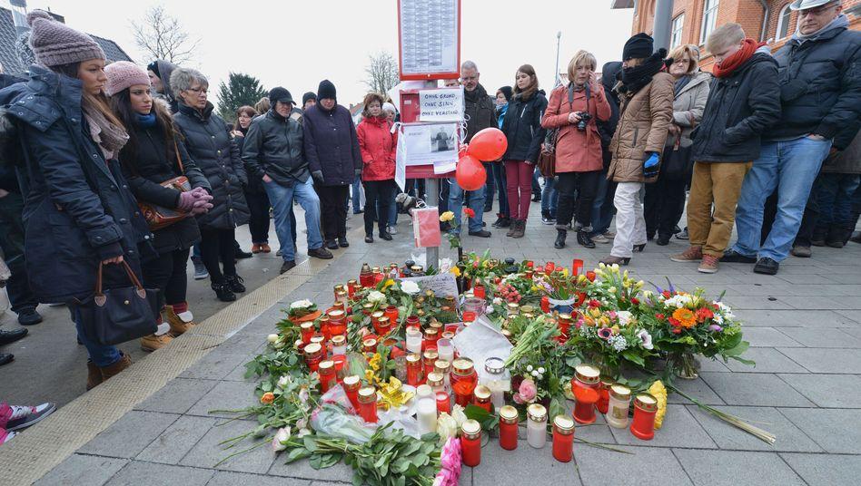 Mahnwache in Kirchweyhe: Ein 25-jähriger starb beim Versuch einen Streit zu schlichten