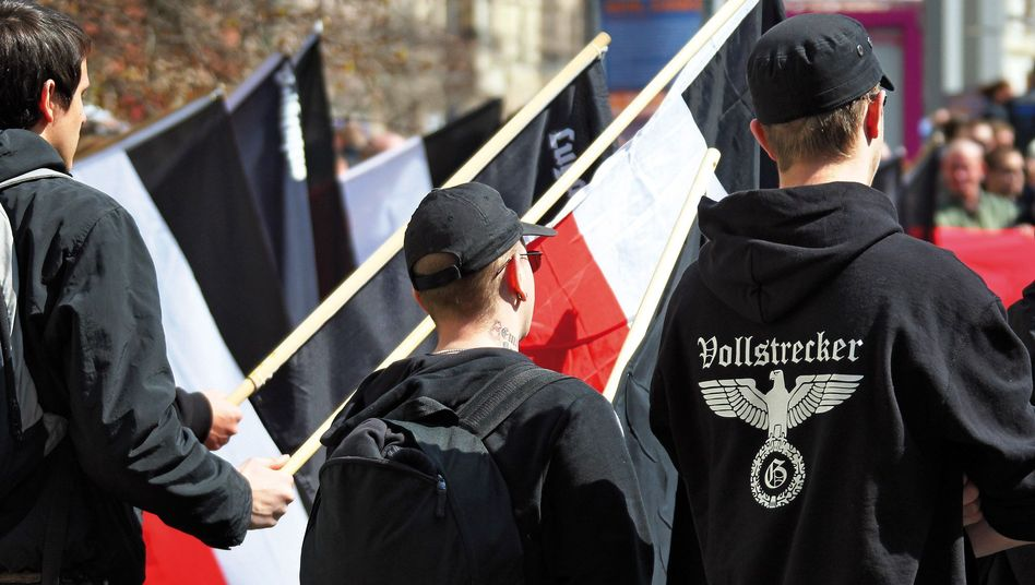 Neonazis in Plauen: Verbotsverfahren mit Risiken