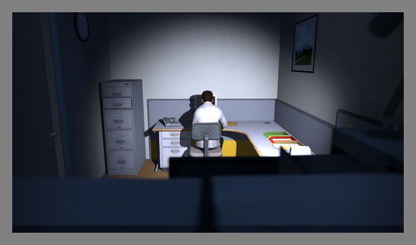 Angespielt/ The Stanley Parable
