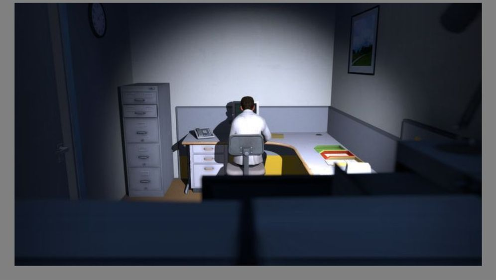 """""""The Stanley Parable"""""""