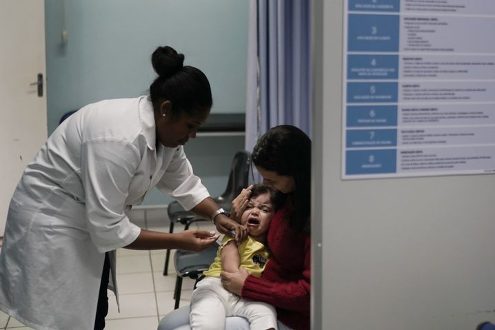 Krankenhaus in Rio de Janeiro