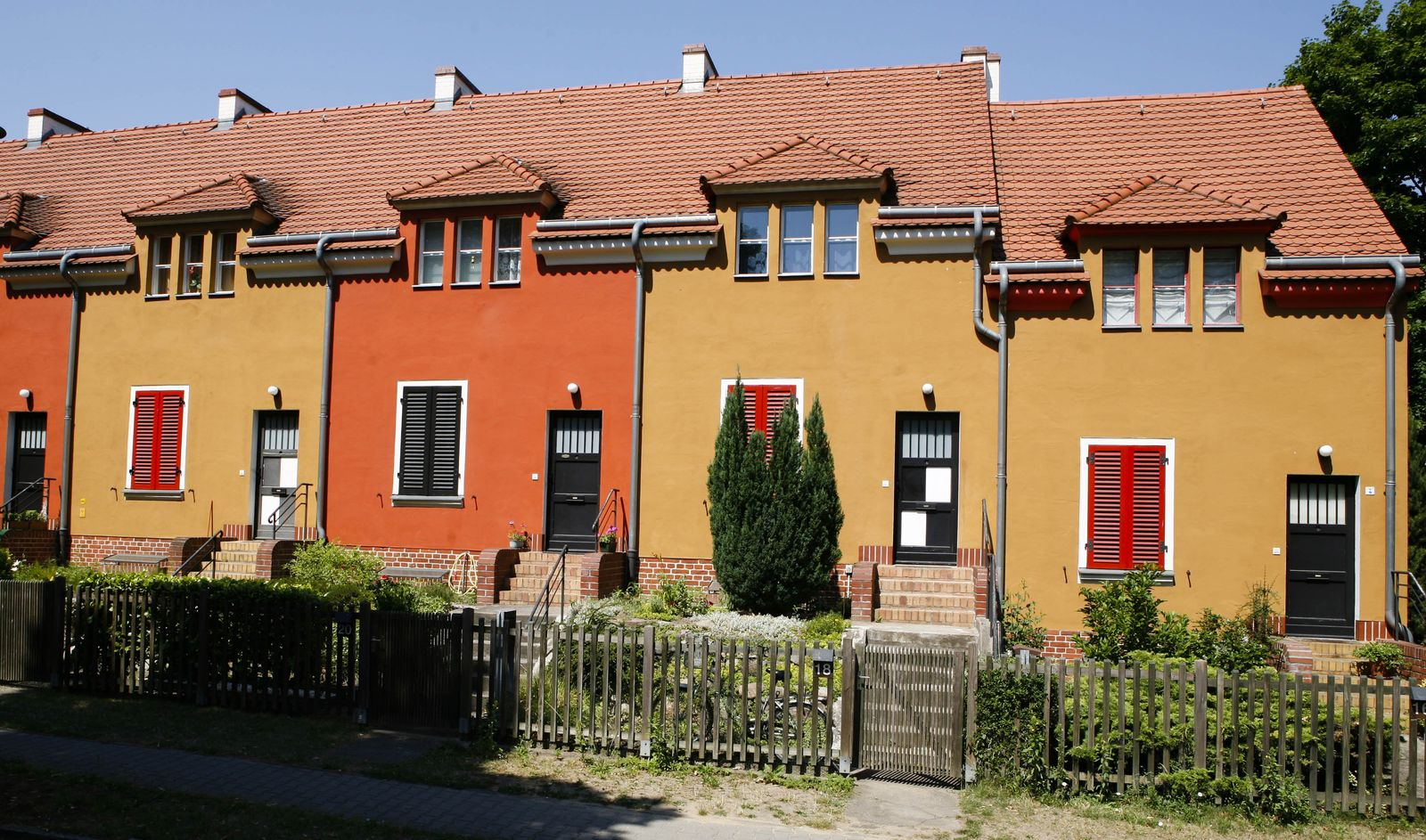 Immobilien, Falkenberg, Reihenhäuser