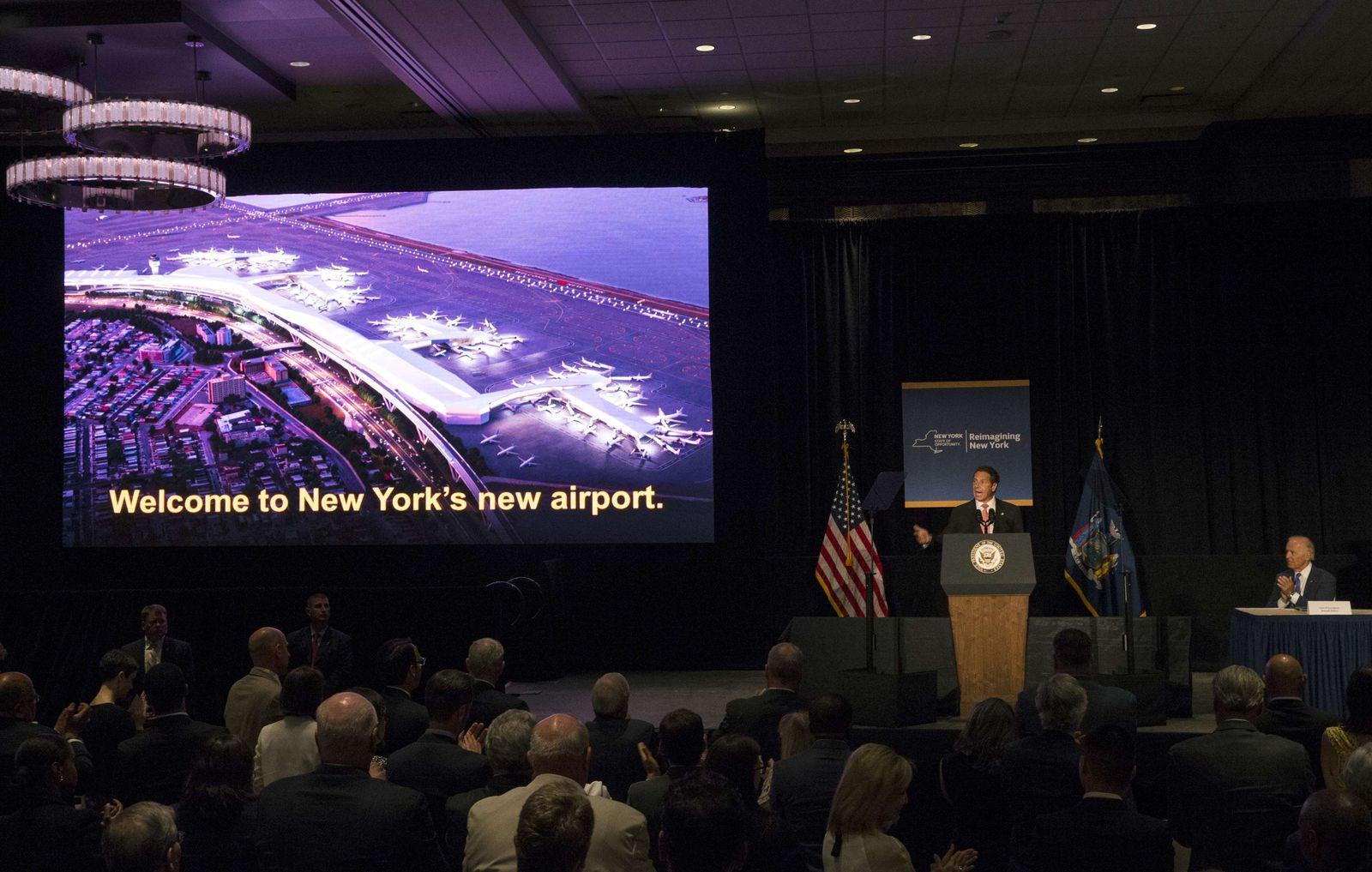 USA-NEW YORK/AIRPORT