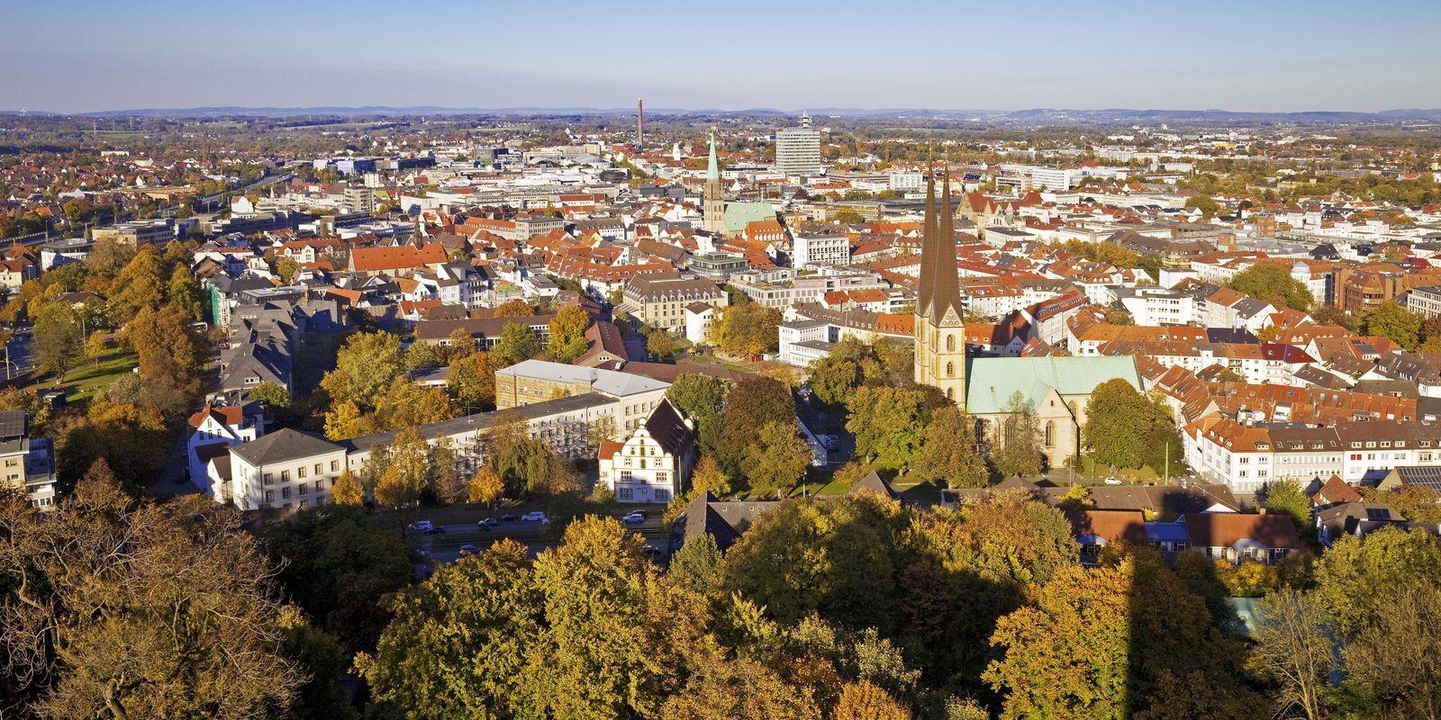 EINMALIGE VERWENDUNG Bielefeld