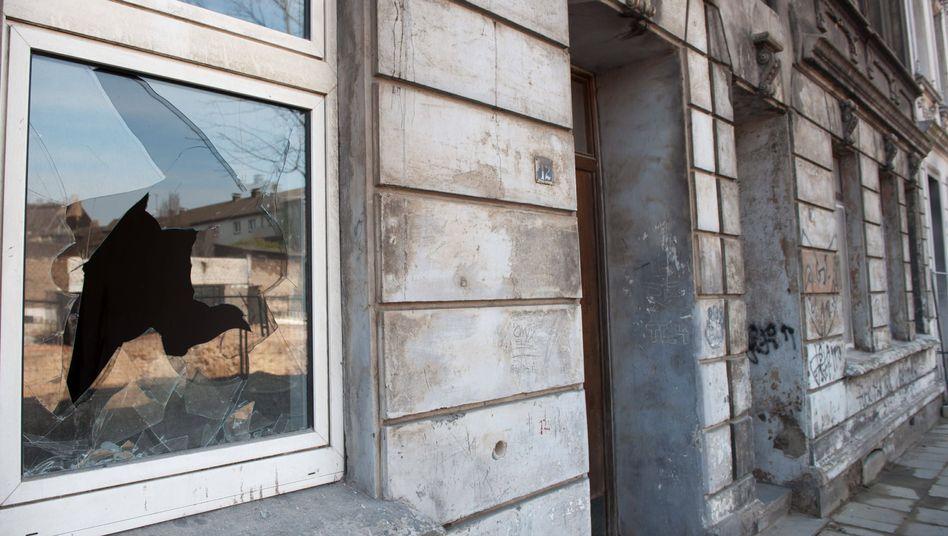 Häuserfassade in Duisburg: Solidarität, aber mit mehr Wettbewerb